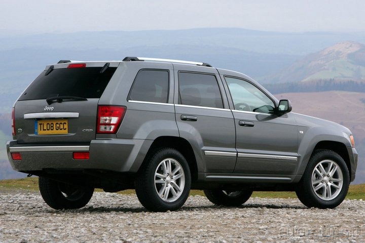 Jeep Grand Cherokee 3.0 2004 photo - 4