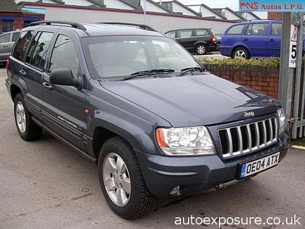 Jeep Grand Cherokee 3.0 2004 photo - 5