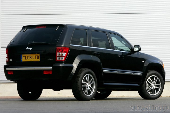 Jeep Grand Cherokee 3.0 2004 photo - 6