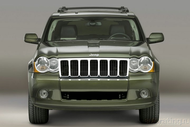 Jeep Grand Cherokee 3.0 2004 photo - 7