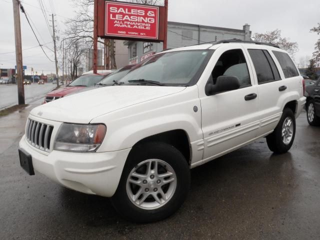 Jeep Grand Cherokee 3.0 2004 photo - 8