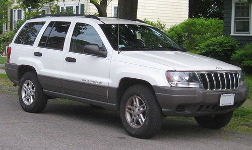 Jeep Grand Cherokee 3.0 2004 photo - 9