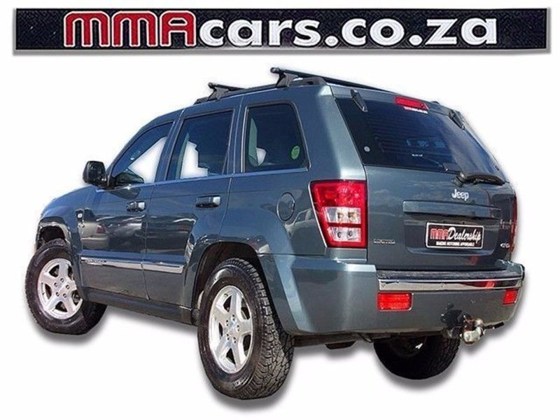 Jeep Grand Cherokee 3.0 2006 photo - 11