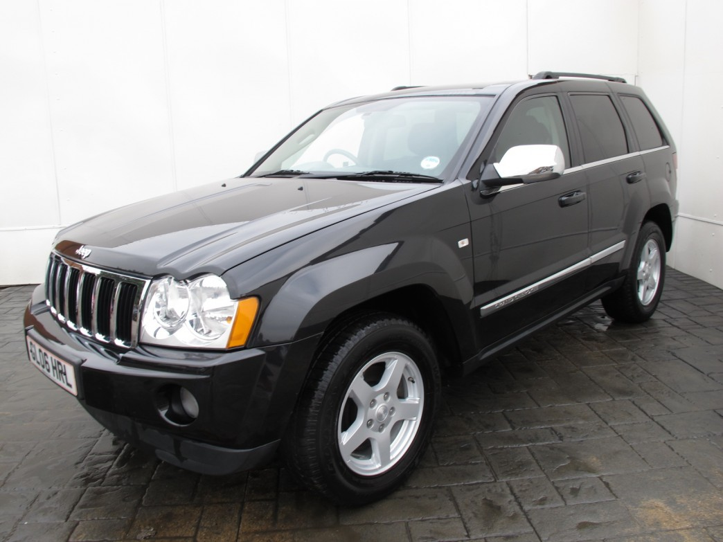 Jeep Grand Cherokee 3.0 2006 photo - 5