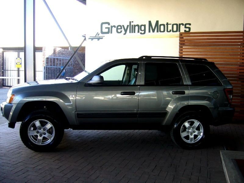Jeep Grand Cherokee 3.0 2006 photo - 7