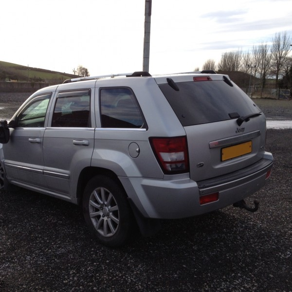 Jeep Grand Cherokee 3.0 2006 photo - 8