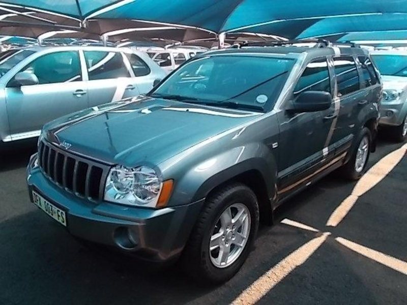 Jeep Grand Cherokee 3.0 2006 photo - 9