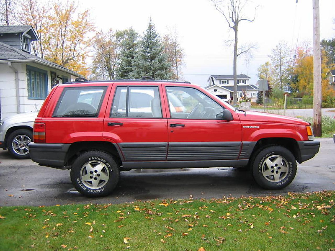 Jeep Grand Cherokee 4.0 1993 photo - 1