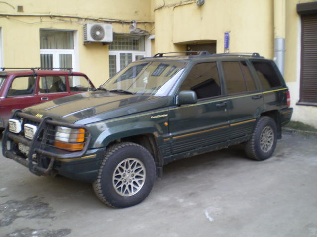 Jeep Grand Cherokee 4.0 1993 photo - 10