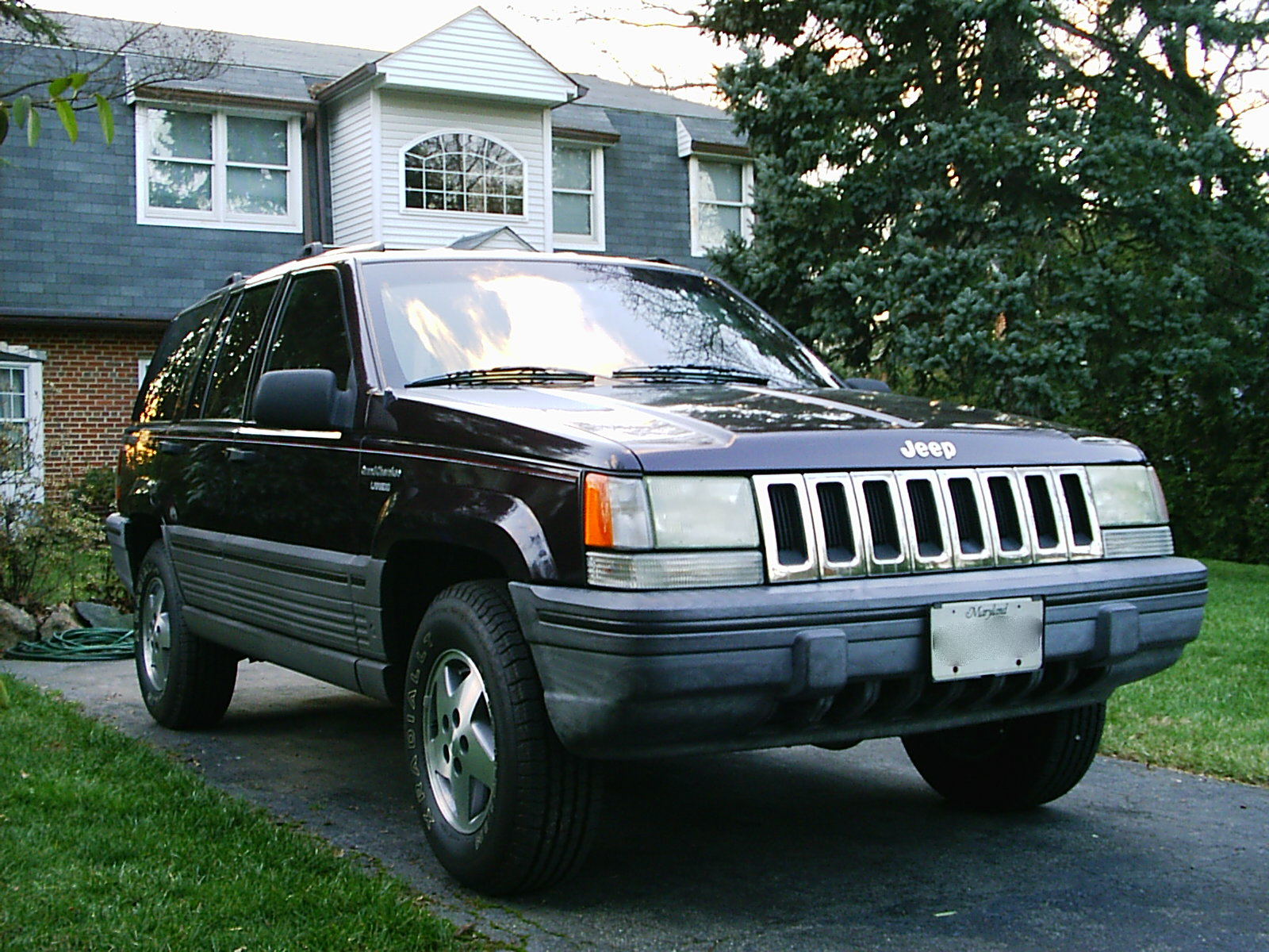 Jeep Grand Cherokee 4.0 1993 photo - 11