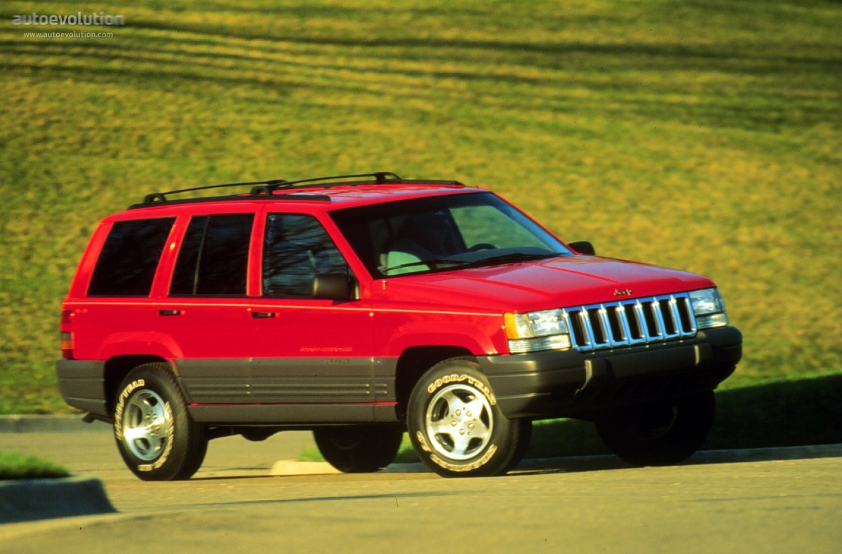 Jeep Grand Cherokee 4.0 1993 photo - 12