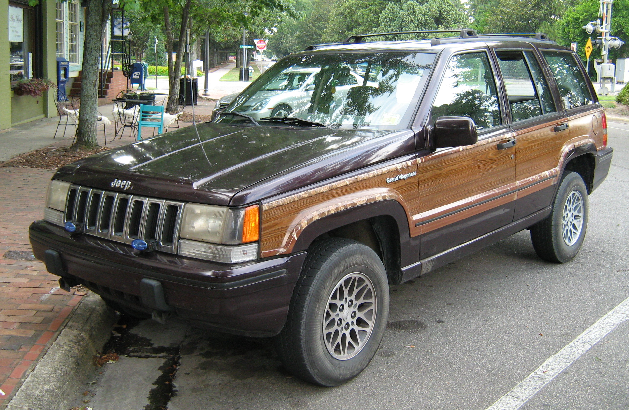 Jeep Grand Cherokee 4.0 1993 photo - 7