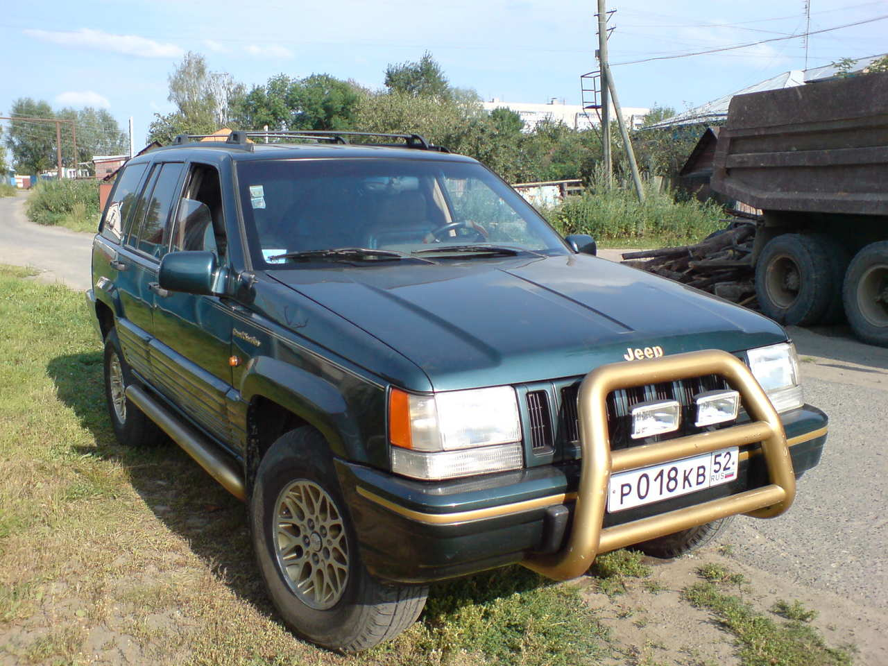 Jeep Grand Cherokee 4.0 1993 photo - 9