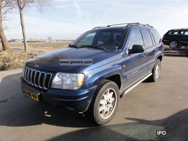 Jeep Grand Cherokee 4.7 2001 photo - 1