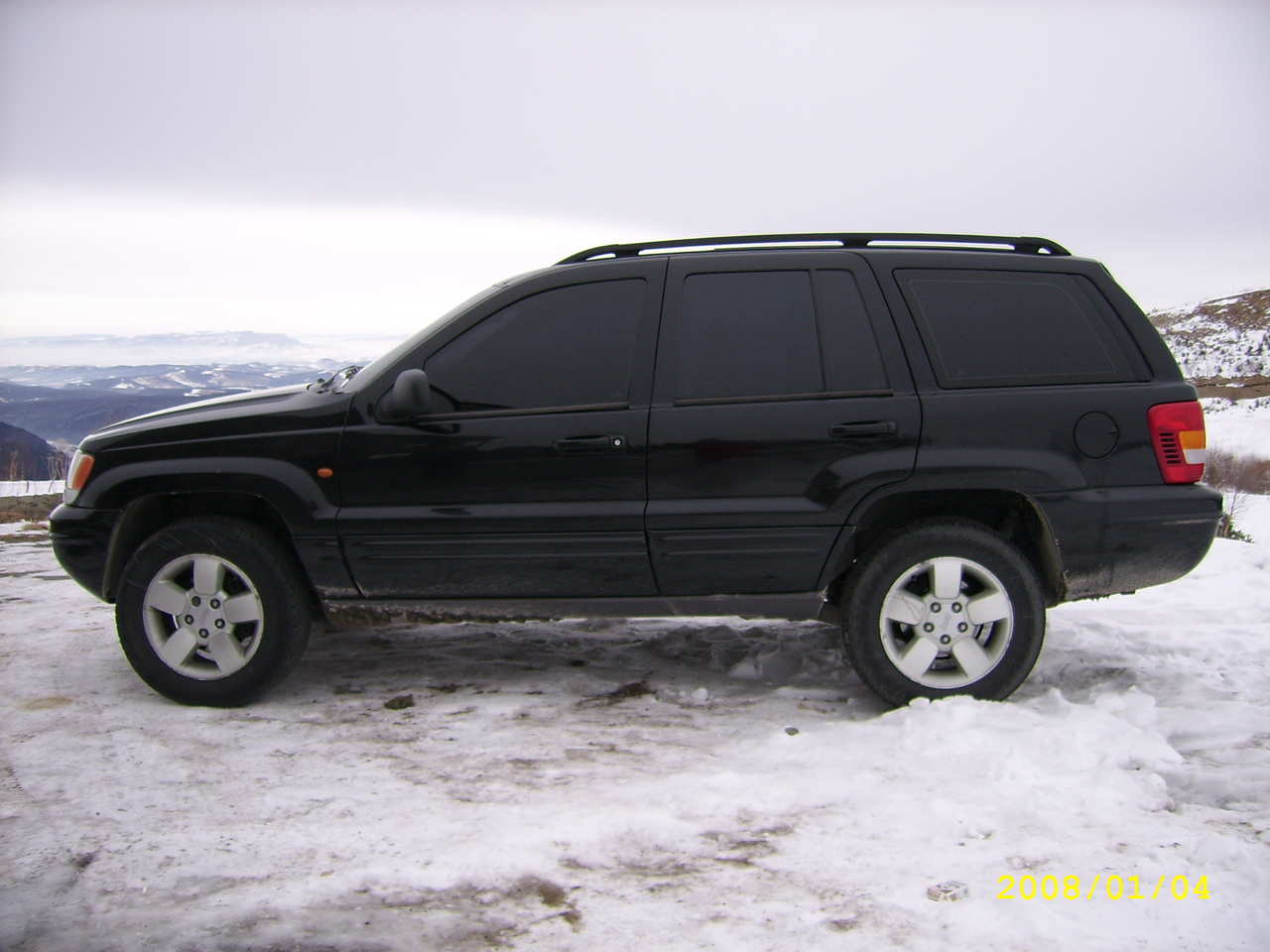 Jeep Grand Cherokee 4.7 2001 photo - 10