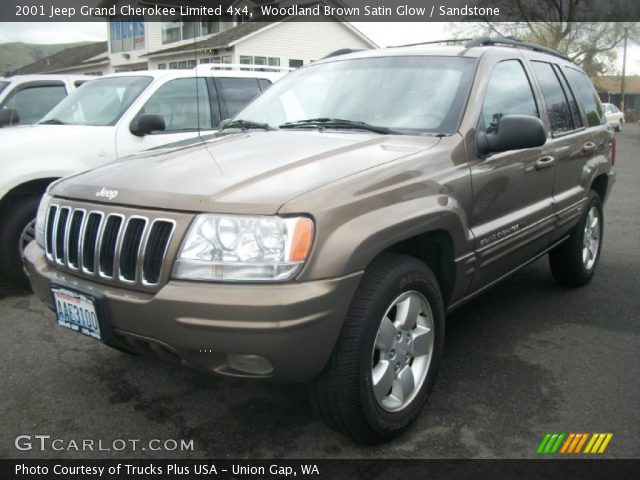 Jeep Grand Cherokee 4.7 2001 photo - 12