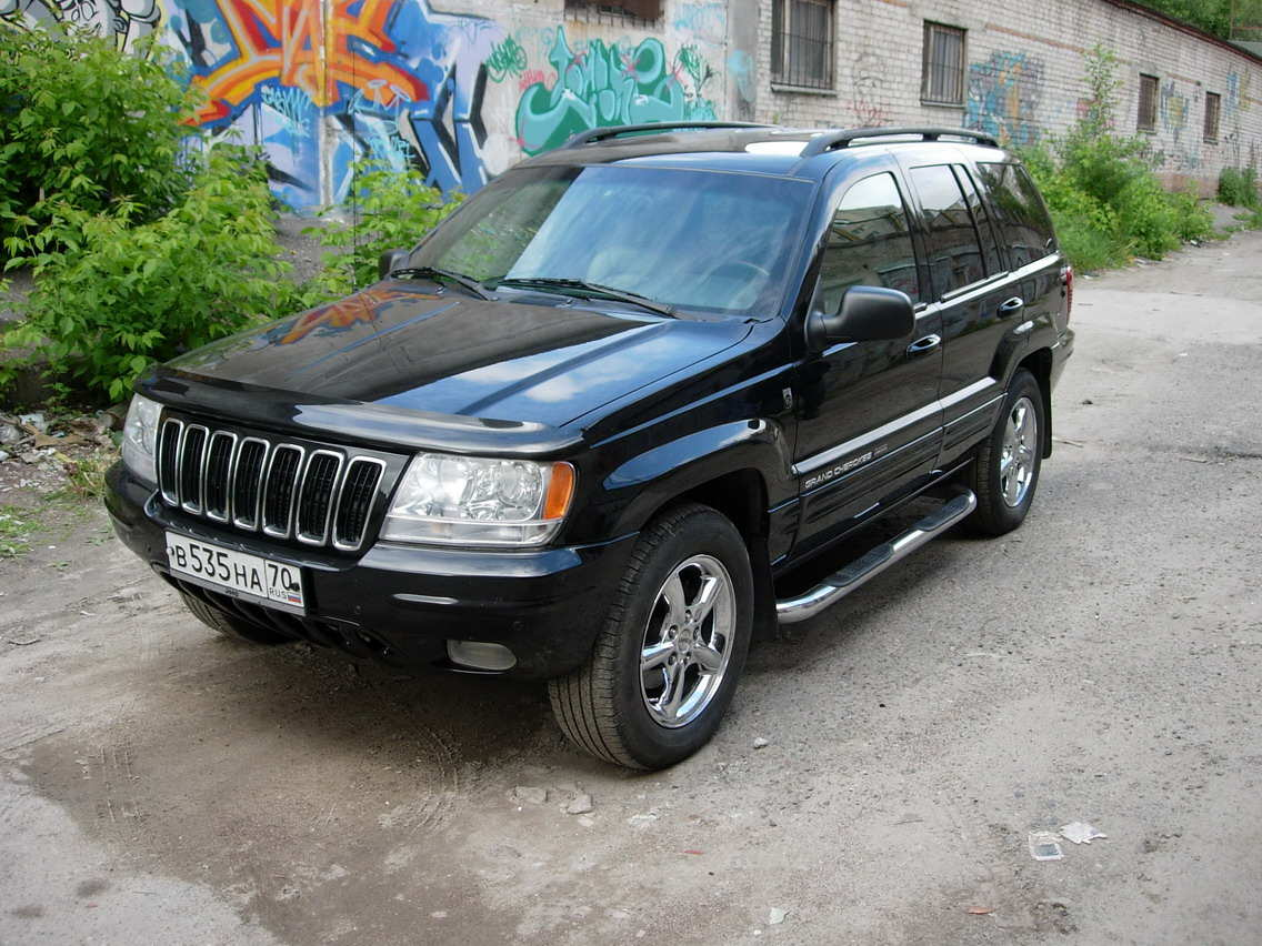 Jeep Grand Cherokee 4.7 2001 photo - 4