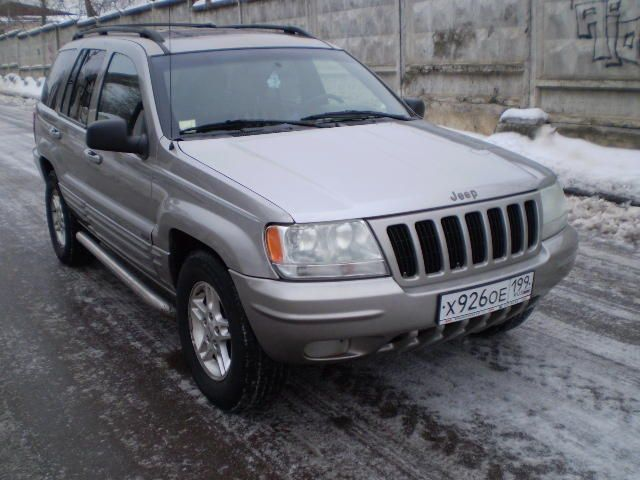Jeep Grand Cherokee 4.7 2001 photo - 5