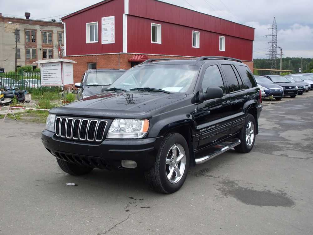 Jeep Grand Cherokee 4.7 2001 photo - 6