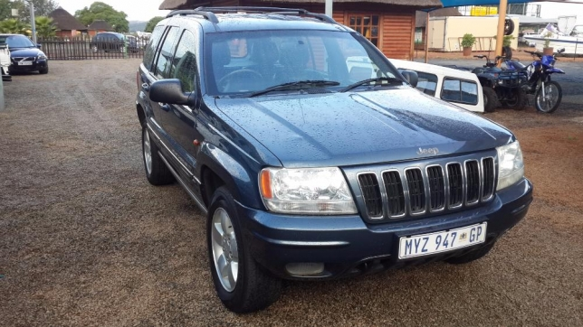 Jeep Grand Cherokee 4.7 2001 photo - 9