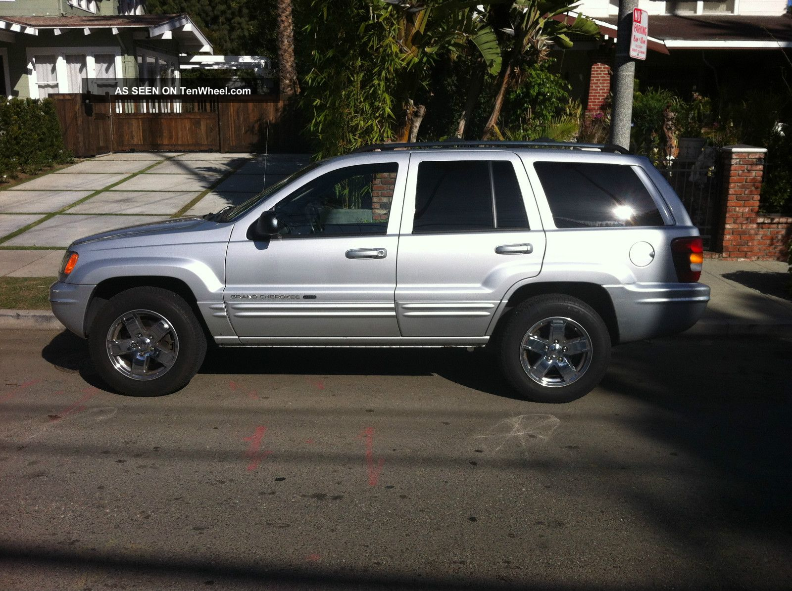 Jeep Grand Cherokee 4.7 2002 photo - 1