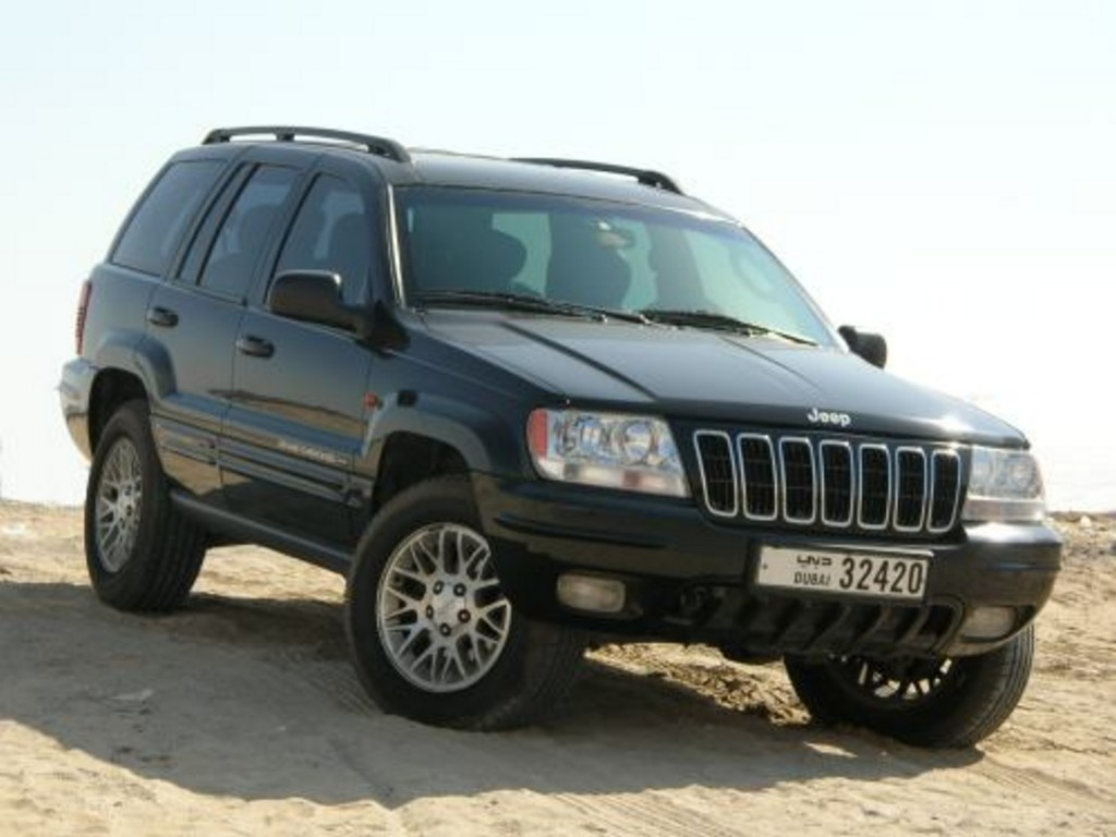 Jeep Grand Cherokee 4.7 2002 photo - 10