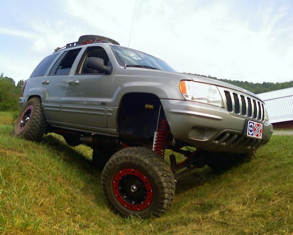 Jeep Grand Cherokee 4.7 2002 photo - 11