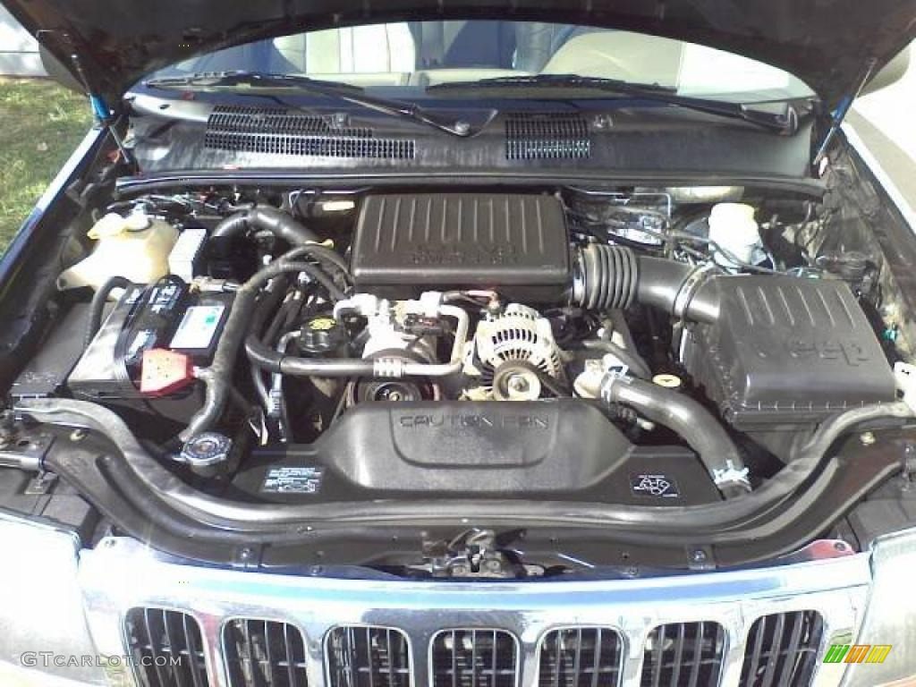 Jeep Grand Cherokee 4.7 2002 photo - 12