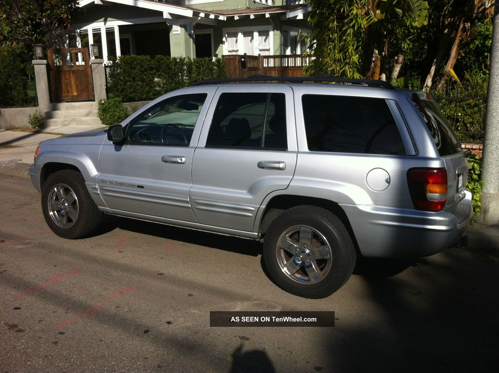 Jeep Grand Cherokee 4.7 2002 photo - 2