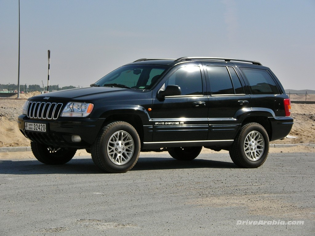 Jeep Grand Cherokee 4.7 2002 photo - 8