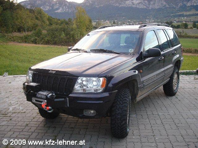 Jeep Grand Cherokee 4.7 2009 photo - 10