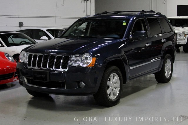 Jeep Grand Cherokee 4.7 2009 photo - 3