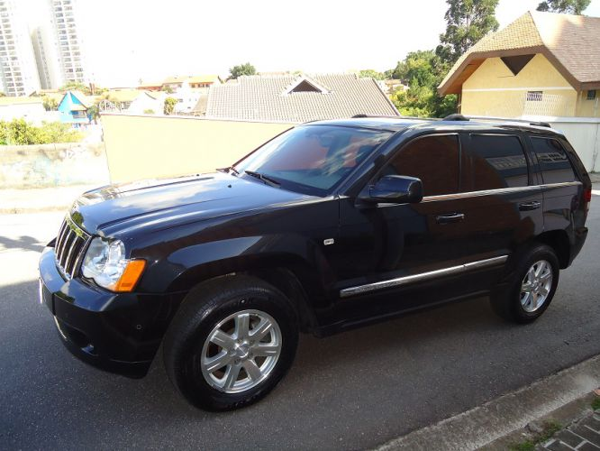 Jeep Grand Cherokee 4.7 2009 photo - 4