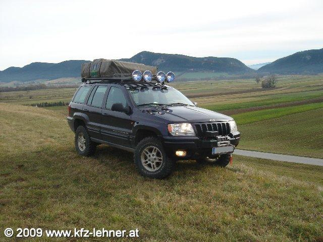Jeep Grand Cherokee 4.7 2009 photo - 6