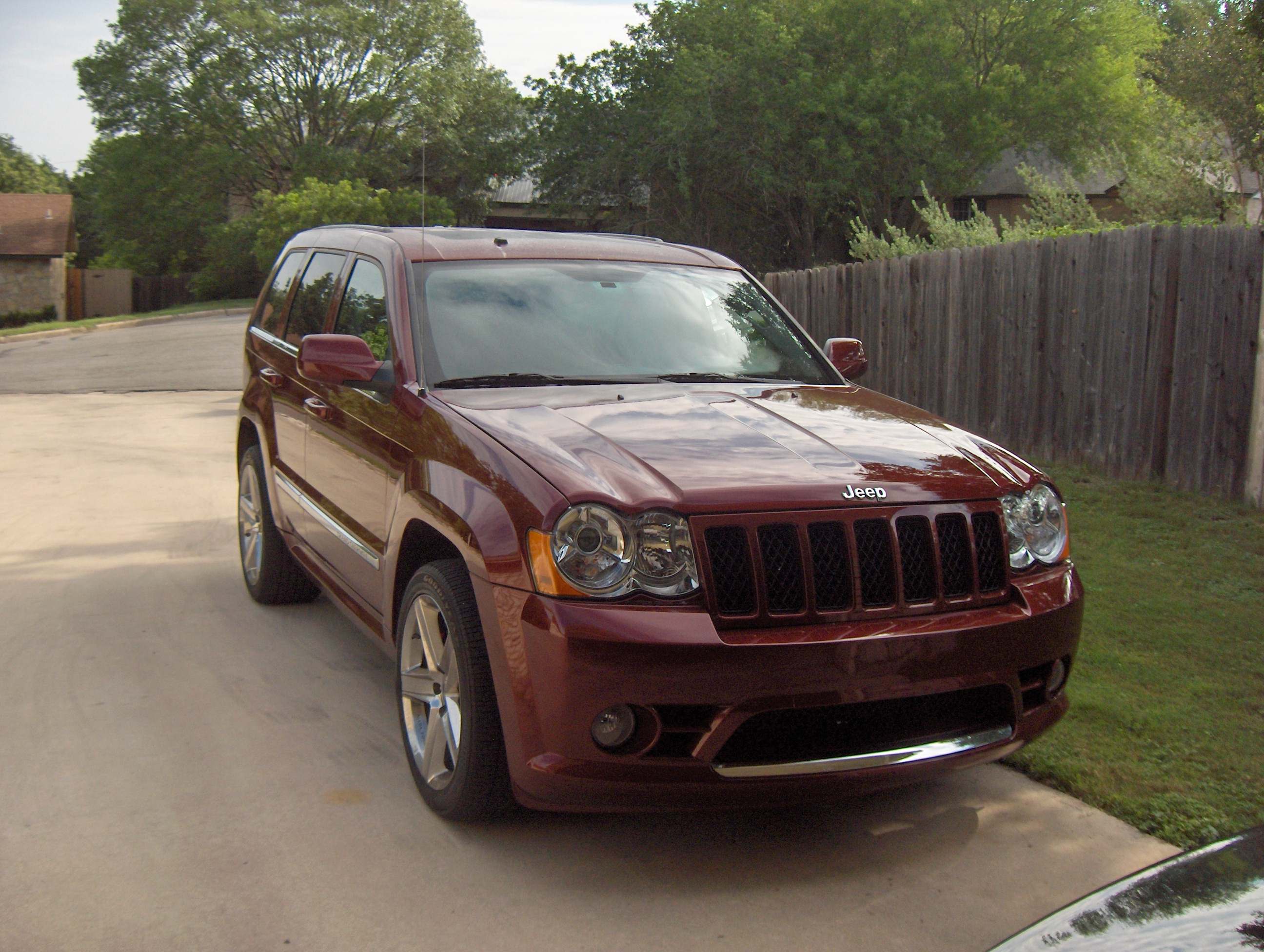 Jeep Grand Cherokee 4.7 2009 photo - 7