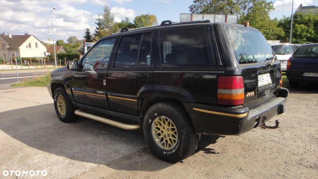 Jeep Grand Cherokee 5.2 1991 photo - 1