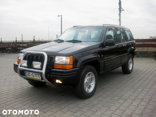 Jeep Grand Cherokee 5.2 1991 photo - 11