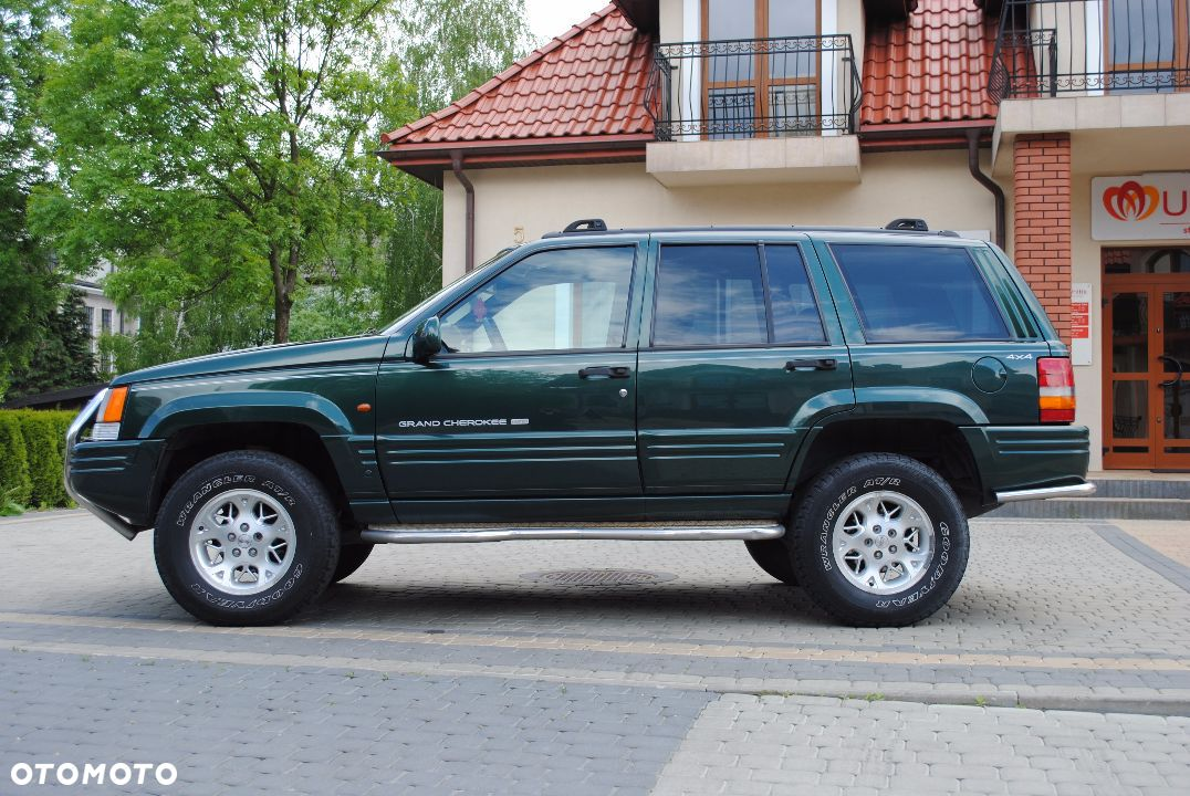 Jeep Grand Cherokee 5.2 1991 photo - 12
