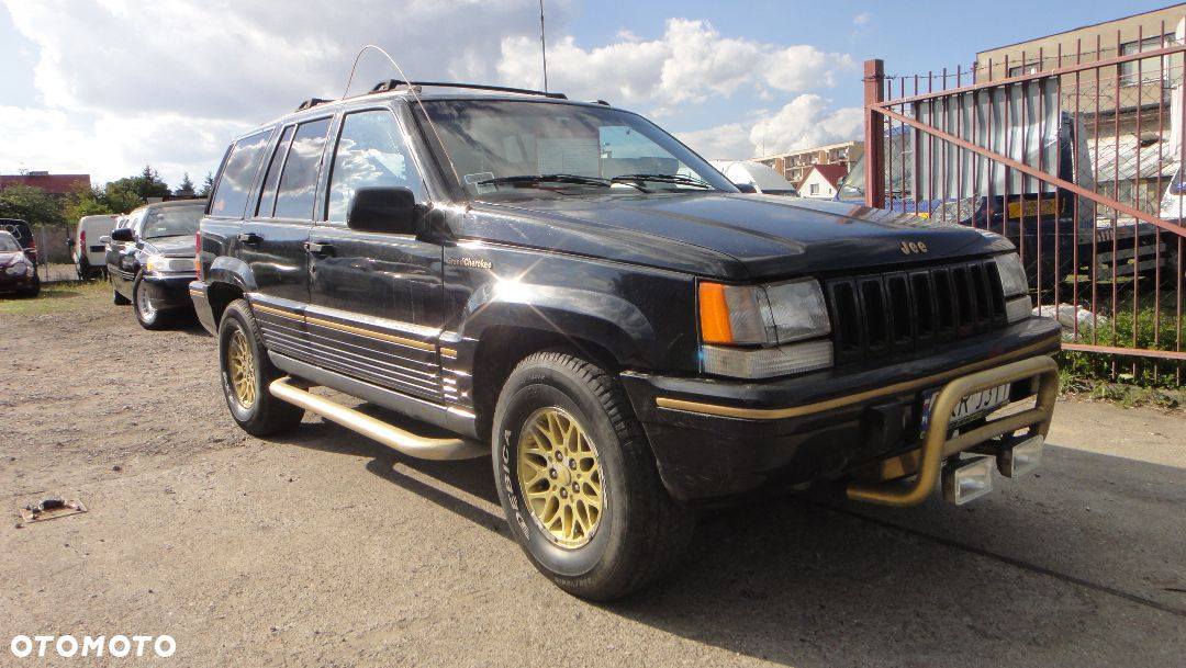 Jeep Grand Cherokee 5.2 1991 photo - 2