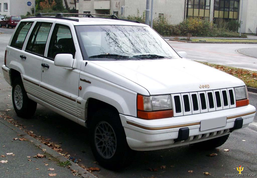 Jeep Grand Cherokee 5.2 1991 photo - 4