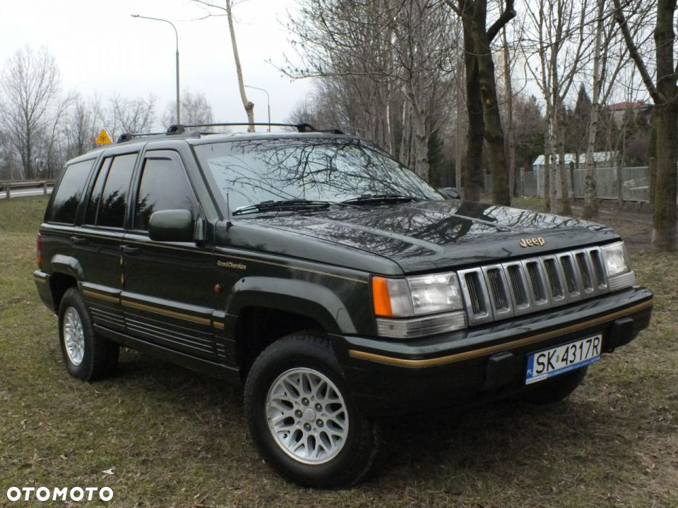 Jeep Grand Cherokee 5.2 1991 photo - 5