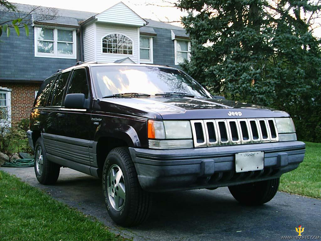 Jeep Grand Cherokee 5.2 1991 photo - 6