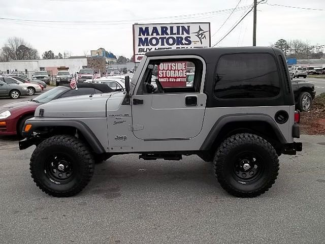 Jeep Wrangler 2.5 2001 photo - 10