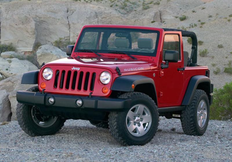 jeep wrangler 3.6 2006 technical specifications | interior and