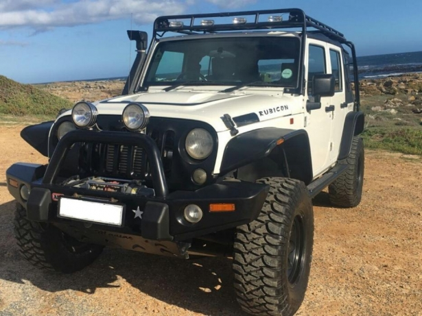 Jeep Wrangler 3.8 2009 photo - 1
