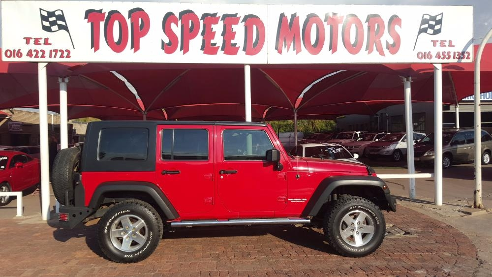 Jeep Wrangler 3.8 2009 photo - 10