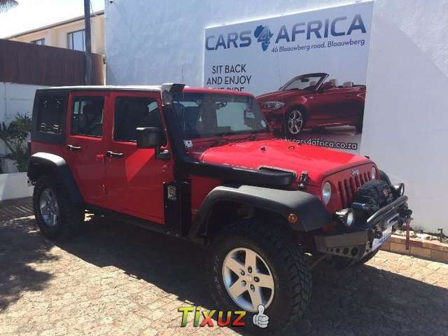 Jeep Wrangler 3.8 2009 photo - 12