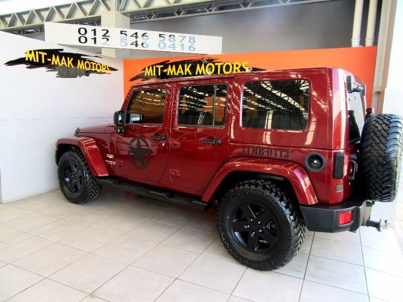 Jeep Wrangler 3.8 2009 photo - 2