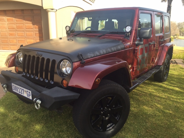 Jeep Wrangler 3.8 2009 photo - 4