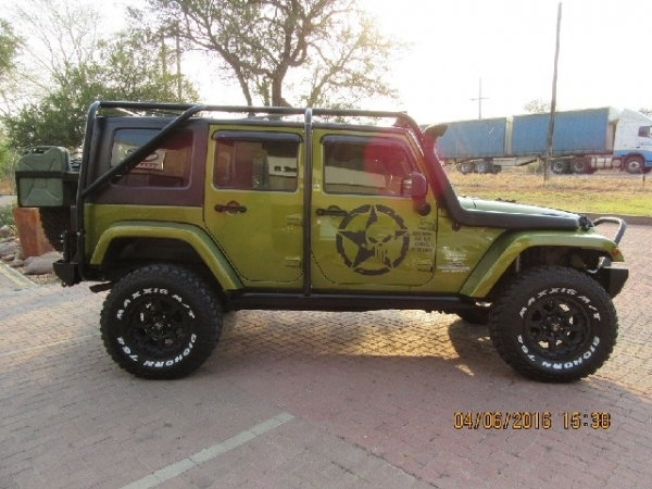 Jeep Wrangler 3.8 2009 photo - 7